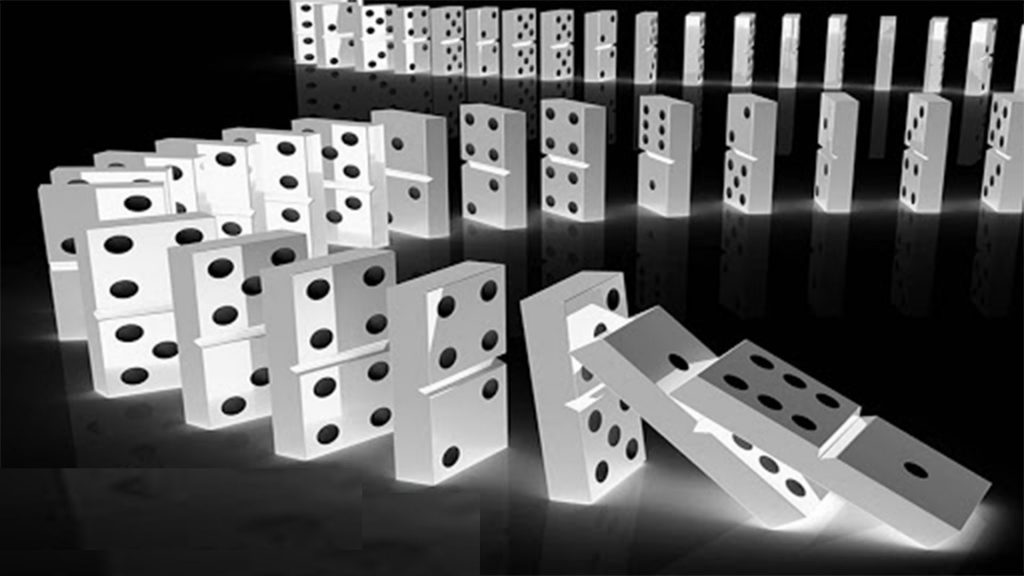 Basic Scoring and The Spinner in American Dominoes